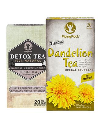 All Herbal Teas