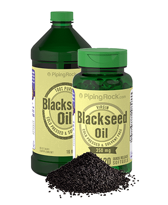 Blackseed Oil