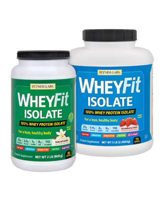 Whey Isolates