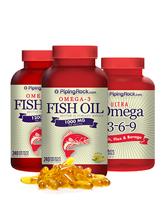 Omega-3's