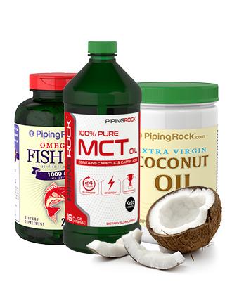 Nutritional Oils