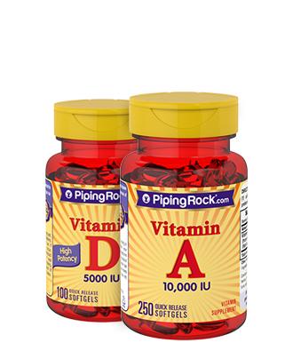 Vitamins A & D