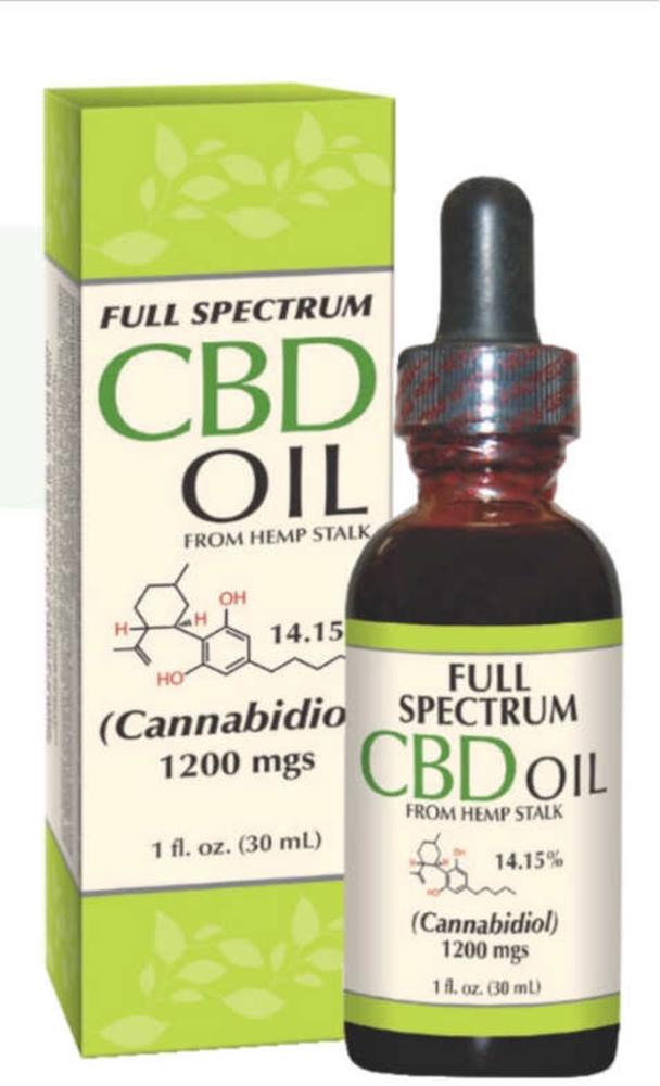 $67.99 (reg $165) CBD Oil, 120...