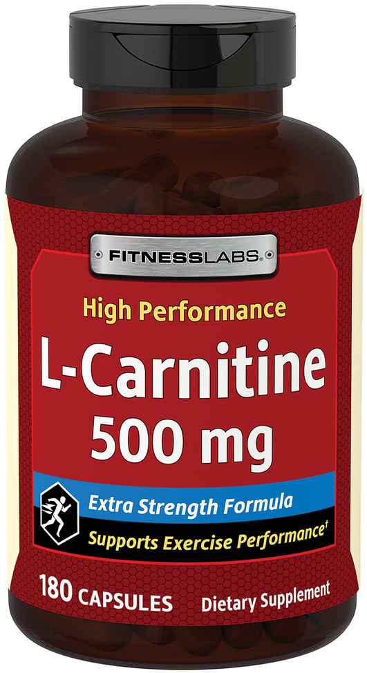 what is carnitine 500 used for