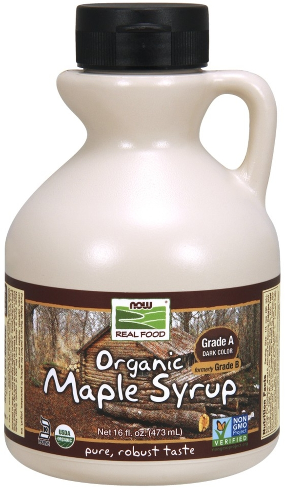 Maple Syrup Non GE Organic 16.