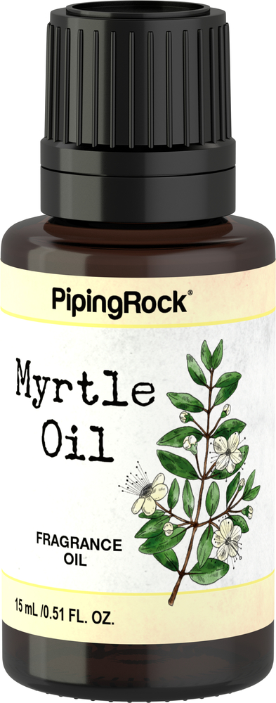 $2.49 (reg $9) Myrtle Fragrance Oil, 1/2 fl oz (15 mL) Bottle