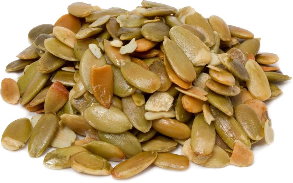 Pumpkin Seeds Raw Unsalted No.