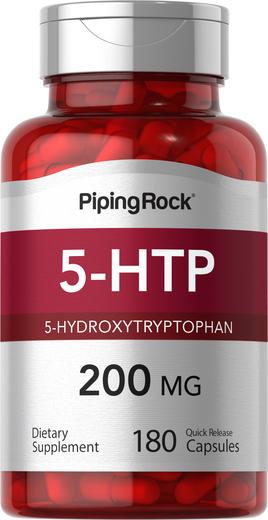 5-HTP 200 mg, 180 Capsules