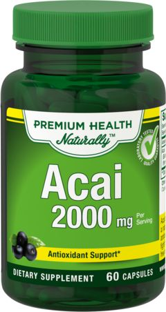 Acai Berry 2000 mg