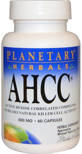 AHCC  60 Kapsułki