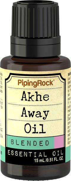 Esenciálny olej Preč s akné 1/2 oz (15 ml) 1/2 fl oz (15 mL) Fľaša na kvapkadlo