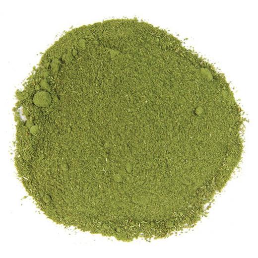 Alfalfa Leaf Powder (Organic), 1 lb Bag