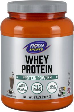 All Natural Whey Protein Powder Chocolate lbs (907 g)
