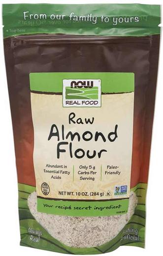 Mąka migdałowa 10 oz (284 g) Torebka