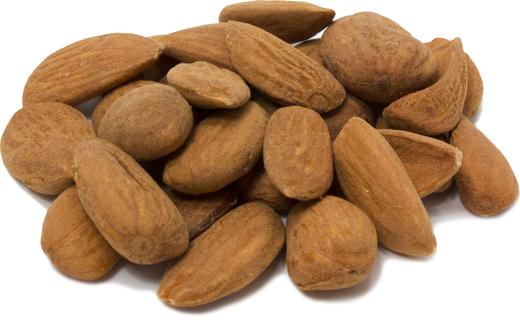 Buy Organic Almonds Raw No Shell 1 lb (454 g) Bag