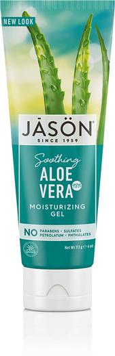 Aloe Vera 98 % Lindrende fugtigheds-gel 4 oz (113 g) Tube