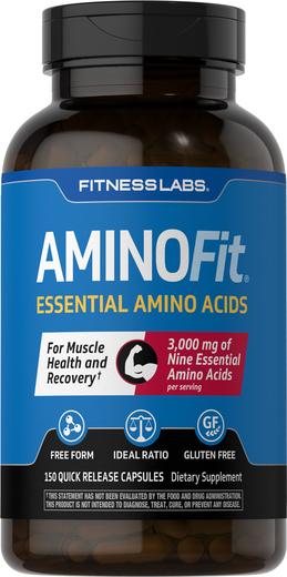 AminoFit 3000 mg 150 Kapsułki