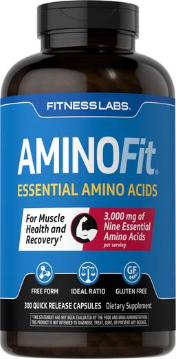 AminoFit 3000 mg 300 Kapsułki