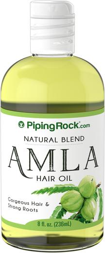 Olejek do włosów z owoców amla 8 fl oz (236 mL) Butelka