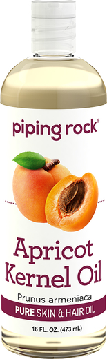 Apricot Kernel Oil 16 fl oz (473 mL) Bottle