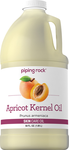 Apricot Kernel Oil 64 fl oz (473 mL) Bottle