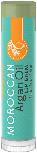 Arganowy balsam do ust 0.15 oz (4 g) Tubka