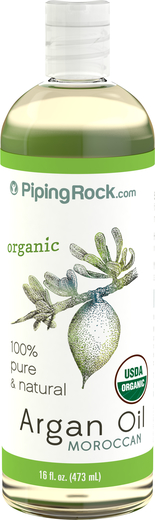 Putr Argan Oil Moroccan Liquid Gold (Organic) 16 fl oz