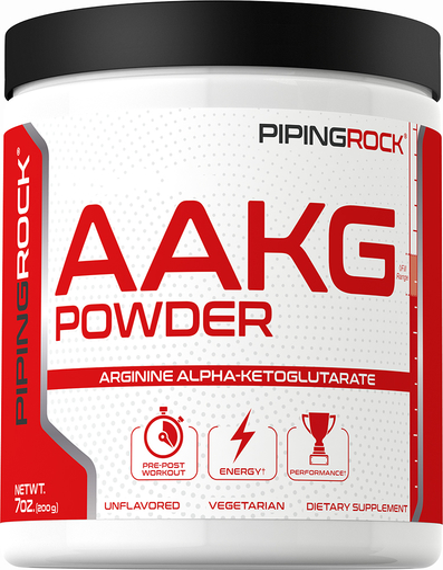 Arginine AAKG Pure Powder 7 oz. 200 grams