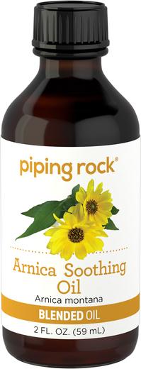 Olio essenziale puro al 100% di arnica 2 fl oz (59 mL) Bottiglia