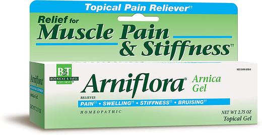 Arniflora Arnica Gel 2.75 oz (78 g) Tubus