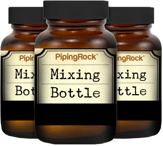 Aromatherapy Mixing Bottle - 3 Bottle Pack (3 Bottles x 1 fl oz (30 mL))