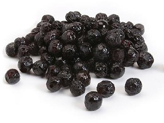 Aronia Berries Whole (Organic), 1 lb Bag