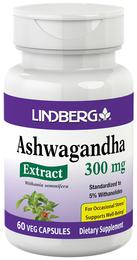 Ashwagandha wyciągu 60 Kapsułki wegetariańskie
