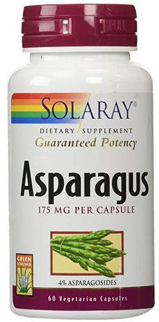 アスパラガス  60 ベジタリアン カプセル