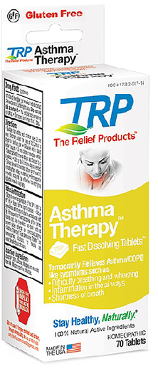 Asthma Therapy (Homepathic),  70 Tablets