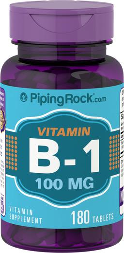 B-1 (tiamina) 180 Tabletas