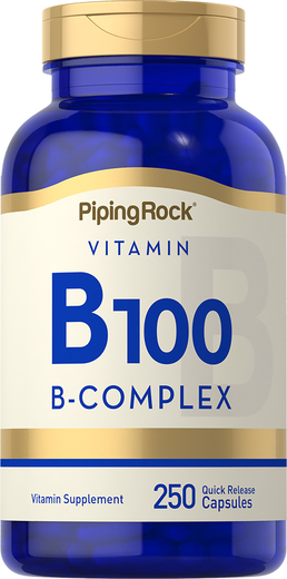 B-100 Vitamin B Complex 250 Capsules