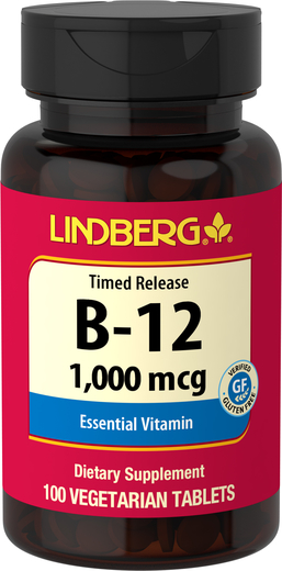 B-12 Timed Release