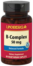 B-Complex 50 mg, 90 Caplets