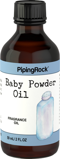 Baby Powder Fragrance Oil 2 fl oz (59 mL)