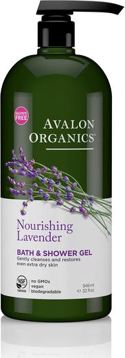 Bath and Shower Gel Lavender 32 fl oz