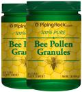 Bee Pollen Granules 2 Bottles x 1 lb (454 g)