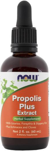 Płynny ekstrakt z propolisu pszczelego o silnym działaniu 2 fl oz (59 mL) Butelka z zakraplaczem