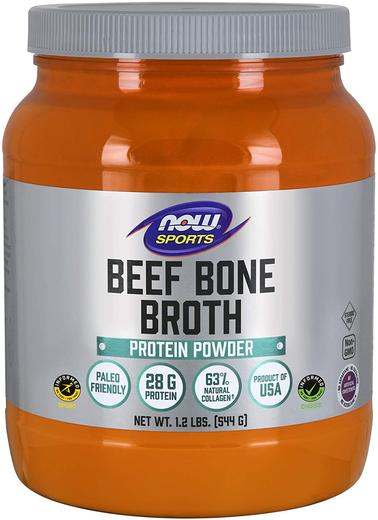 Beef Bone Broth Powder, 1.2 lbs