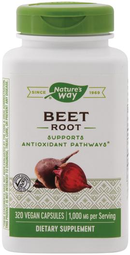 Beet Root, 500 mg 320 Caps