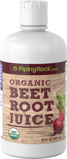 Buy Organic Beet Root Juice 32 fl oz (946 mL) Bottle