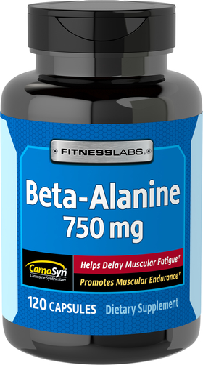 Beta-alanina  120 Kapsułki
