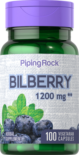 Buy Bilberry Extract 1200 mg Capsules