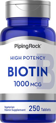Biotin  250 Tabletta