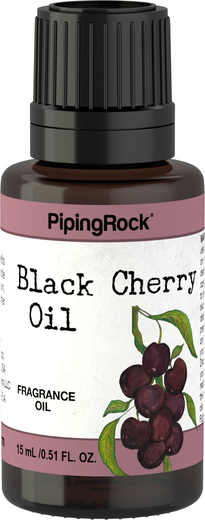 Black Cherry Fragrance Oil 1/2 oz (15 ml) Dropper Bottle